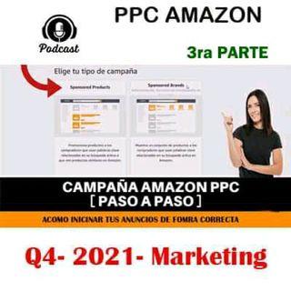 PPC AMAZON-Q4- Cuando Y Como Iniciar Un Anuncio Manual
