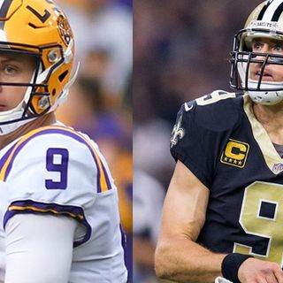 The Saints Giving Up Everything for Joe Burrow? Nice Pipe Dream