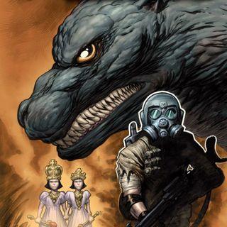 Source Material #225: Godzilla: Kingdom of Monsters (IDW, 2011)