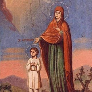 Santos Julita y Quirico, mártires