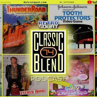 Classic Blend Podcast 74: Buckaroo Banzai & Thunder Road board game