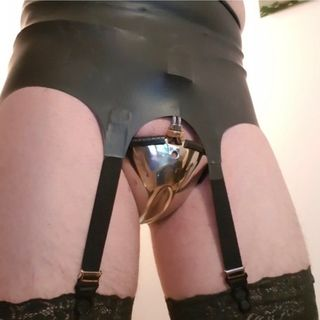 Sissies in Chastity