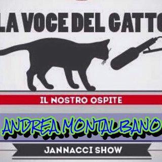 Andrea Montalbano canta Pino Daniele con Orazio Nicoletti al basso (e Riccardino)