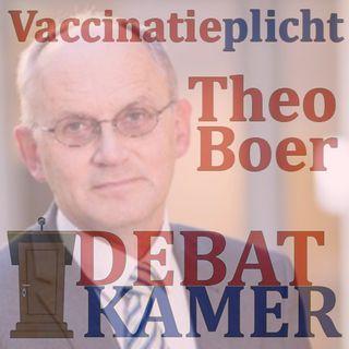 Debatkamer Aflevering 3: Vaccinatieplicht