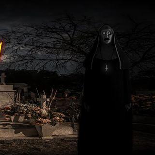 Una BRUJA En El Panteón Historias De Terror - REDE