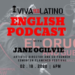 Jane Ogilvie (English Podcast) VIVAYEGLATINO