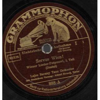 Grammophon   Servus Wien!   Hello, Vienna!    thank you to Dan J. from Facebook