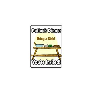 Pot Luck Dinner @ Baltic Avenue Academy: 619-768-2945