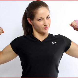 Fightlete UFC Sarah Moras Interview