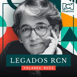 Presentación de Legados RCN en podcast. Hombres y mujeres que hacen historia