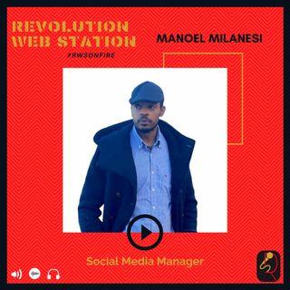 INTERVISTA MANOEL MILANESI - SOCIAL MEDIA MANAGER