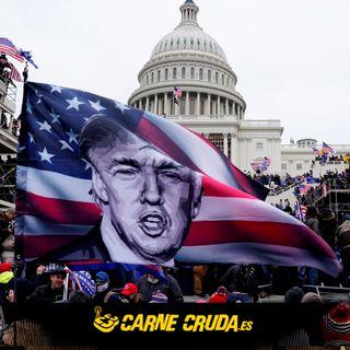 Carne Cruda - Trump: Morir matando (#792)