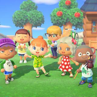 Liquid Gamer Podcast - Animal Crossing