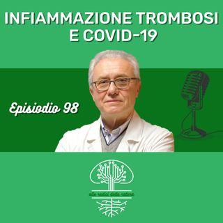 Infiammazione Trombosi COVID-19