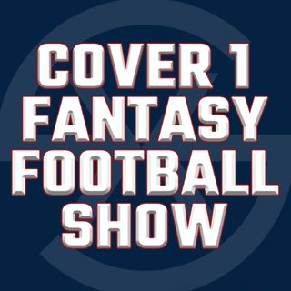 Cover 1 Fantasy Football Show - Draft Strategy with FTN's Adam Pfeifer - Ep 3