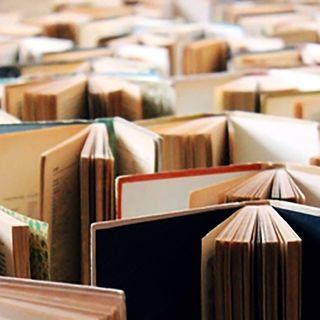 Lettori di libri a picco durante il lockdown