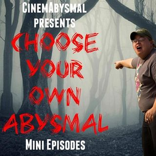 01 - Choose Your Own Abysmal Minisode: Tiger King