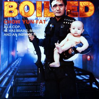 113 - Hard Boiled Review - featuring Kyle Bruehl