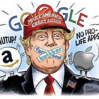 Social Media Censorship Conspiracy Podcast | Part 4