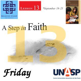 781 - Sabbath School - 25.Sep Fri