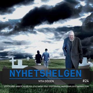 Nyhetshelgen #24 – Vita döden, Åkesson, nytt muslimparti, polisens genomklappning
