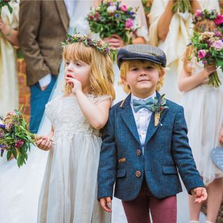 68_Bambini al matrimonio