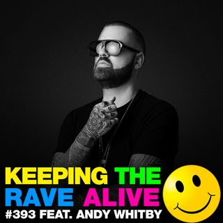 Episode 393: Andy Whitby!