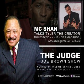 MC Shan Live and Unplugged on The Judge Joe Brown Show