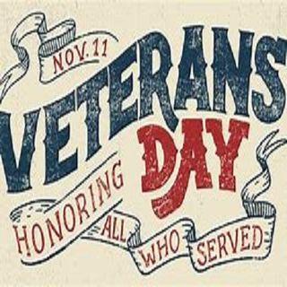 Military Monday Saluting Veterans Day