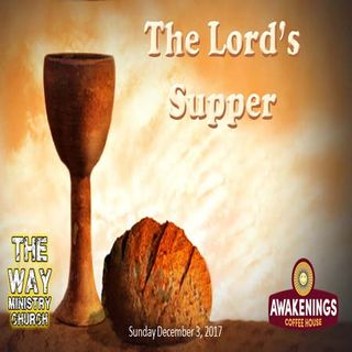 """""""The Lord's Supper"""""""