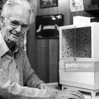 Skinner y su máquina de enseñanza