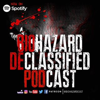 Biohazard Declassified Podcast Ep. #3: InfinityCon, the Red Queen, and Cosplay