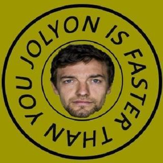 Jolyon Is Faster Than You