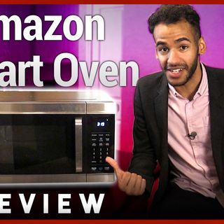 Hands-On Tech: Amazon Smart Oven Review