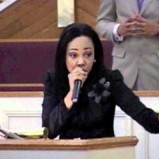 Christina Glenn! People Needs Real Miracles! Listen!
