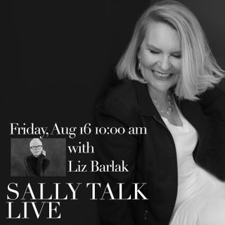 Returning Friend of Show Liz Barlak