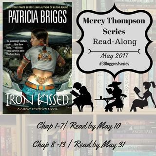Ep 99: 3B1S   Iron Kissed (MT#3) Read-Along Discussion 2 of 2