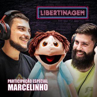 EP111 - Sapecando a Mandioca (com Marcelinho)