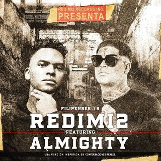 Redimi2 ft. Almighty - Filipenses 1:6