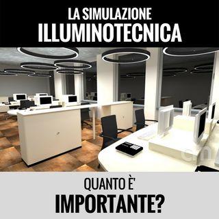 La simulazione tridimensionale in illuminotecnica