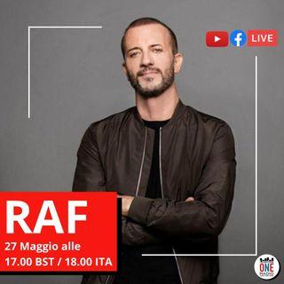 Raf svela l'uscita di un nuovo singolo ispirato al Covid-19