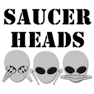 "Saucer Heads ""Alien Races"""