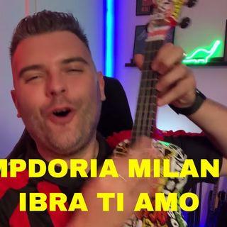 SAMPDORIA MILAN 1 - 4 IBRA SUPREMACY E' UN DIO SVEDESE