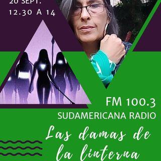 Programa del 20.9 con Cecilia Solá