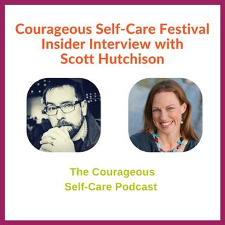 Self-Care Festival Insider Interview with Scott Hutchison