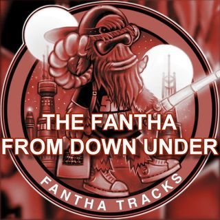 The Fantha From Down Under Episode 24: Chatting the Star Wars with Eric Onkenhout