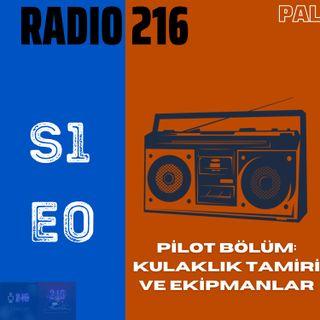 Kulaklık Tamiri ve Ekipmanlar (Pilot)