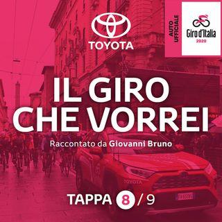 Il Giro che vorrei | Tappa 8: Alba > Sestriere