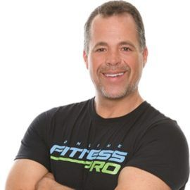 Richard Loniewski, Owner of Online Fitness Pro : Personalized Fitness No Matter Where You Live
