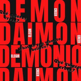 Daimon-Demon-Demonio